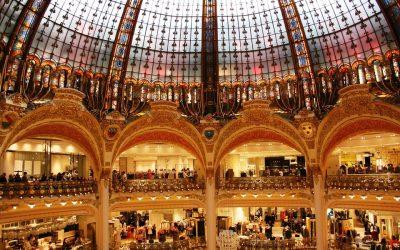 Les meilleures boutiques de luxe à Paris